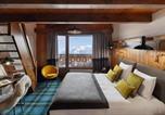 Hôtel 4 étoiles Megève - Chalet Alpen Valley, Mont-Blanc-1