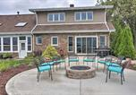 Location vacances Port Clinton - Modern Waterfront Home with Patio, Fire Pit and Dock-2