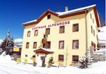 Hôtel Klosters-Serneus - B&B Alpenrose-1
