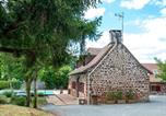 Location vacances Perpezac-le-Blanc - Beautiful Holiday Home in Teillots France with Swimming Pool-4