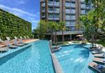 Hôtel Pattaya - Hotel Amber Pattaya-3