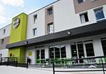 Hôtel Tornac - B&B Hôtel Alès - Pôle Mécanique-2