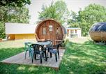 Camping avec Piscine couverte / chauffée Saône-et-Loire - Camping de Tournus-3