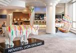 Hôtel 4 étoiles Chanas - Novotel Lyon Gerland Musée des Confluences-2