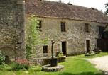 Camping avec Site nature Saint-Pierre-Lafeuille - Camping Le Moulin des Donnes-4
