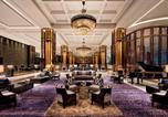 Hôtel Khlong Toei - Bangkok Marriott Marquis Queen's Park-3