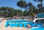 Camping avec Parc aquatique / toboggans Pays de la Loire - Camping La Siesta -3