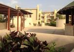 Hôtel Santa Maria - Aparthotel Tropical-4