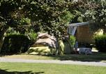 Camping avec Site nature Le Grez - Flower Camping du Port Caroline-1