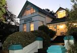 Hôtel Knysna - Yellowwood Lodge-3