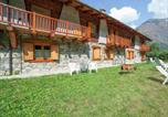 Location vacances Vallée d'Aoste - Exquisite Chalet in Antey-Saint-Andre with Heating-3