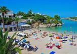 Hôtel Minorque - Hotel Unique Playa Santandria Adults Only-4
