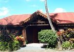 Location vacances  Guadeloupe - Villa Du Jardin Botanique, Ex. Propriete Coluche-4