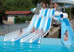Camping avec Parc aquatique / toboggans Haute Savoie - Camping L'Idéal -4