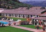 Hôtel Victor - Virginian Lodge-1