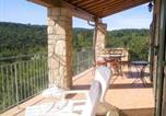 Location vacances Bessas - Appartement Barjac, 3 pièces, 6 personnes - Fr-1-382-123-1
