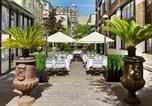 Hôtel 4 étoiles Bagnolet - Les Jardins Du Marais-1
