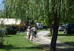Camping avec Piscine couverte / chauffée Pressignac - Camping Etangs de Plessac-3