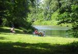 Camping avec Piscine La Roque-sur-Cèze - Flower Camping Le Saint Michelet-1