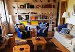 Location vacances Crans-Montana - Apartment in Crans Montana Town Centre Mountain View-1