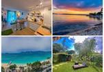 Location vacances Mandelieu-la-Napoule - Appartement T2 Jardin piscines-1