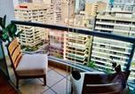 Location vacances Lima - N16: Nice Apartment In Malecon Balta Miraflores-1