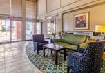 Hôtel Las Cruces - Rodeway Inn & Suites-4
