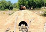 Location vacances Vilabella - 35 Hectare Farm, Animals, Pool And Relax-3