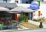 Hôtel Ille-et-Vilaine - Kyriad Rennes Sud - Chantepie-2