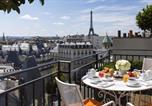 Hôtel 5 étoiles Paris - Hôtel San Régis-1
