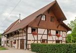 Location vacances Belfort - Comfortable Holiday Home in Petit-Croix near Novillard-1