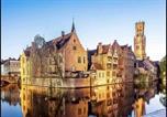 Location vacances Maldegem - Groot appartement nabij Brugge met eigen badkamer!-4
