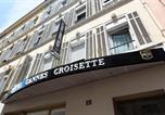 Hôtel Cannes - Hotel Cannes Croisette-3