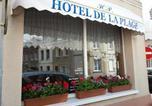 Hôtel Etretat - Hôtel de la Plage-4