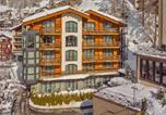 Hôtel Zermatt - Beau Site Alpine Chic Rooms-2