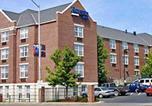 Hôtel Kansas City - Fairfield Inn Kansas City Downtown/Union Hill-1
