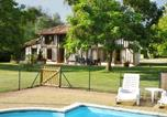 Location vacances Vert - Holiday Home Route de Chinan-1