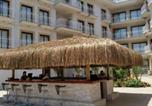 Hôtel İçmeler - Pasa Garden Beach-4