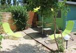 Location vacances Le Beausset - Petit chalet climatisé avec jacuzzi privé-3