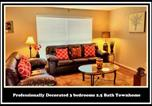 Location vacances Rosenberg - Central/West Houston Townhome (283)-4