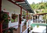Hôtel Manizales - Eco Lodge La Juanita-3