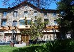 Hôtel Ustou - Hotel Vall d´Aneu-4