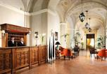 Hôtel Sienne - Grand Hotel Continental Siena - Starhotels Collezione-3