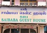 Location vacances Pondicherry - Sri Saibaba Guest House-1