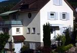 Location vacances Lichtenau - Ferienwohnung Hauser-2