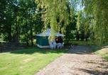 Camping avec Quartiers VIP / Premium Pennedepie - Camping de l'Orival-4