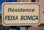 Location vacances Osséja - Santa Leocadia V-4