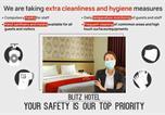 Hôtel Batam - Blitz Hotel Batam Tanjung Uncang-2