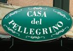 Hôtel Ville métropolitaine de Gênes - Casa Del Pellegrino-2