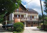 Hôtel Plitvička Jezera - B&B Villa Plitvica-2